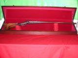 C & H WESTON 12 BORE SXS HAMMER SPORTING GUN ***** NVSN - 1 of 1