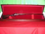 FLETCHER 10 BORE SXS HAMMER SPORTING GUN ***** SN 718
