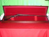 JOHN HALL 10 BORE SXS HAMMER SPORTING GUN ***** NVSN - 1 of 1