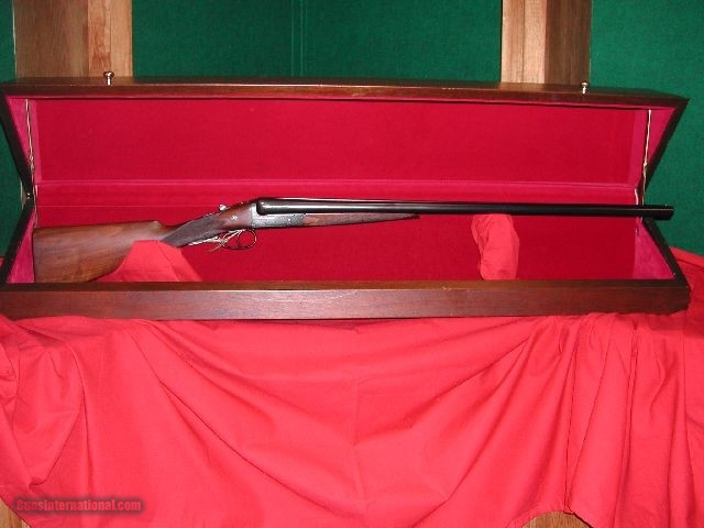 COGSWELL & HARRISON 12 BORE SXS SPORTING GUN ***** SN 45650