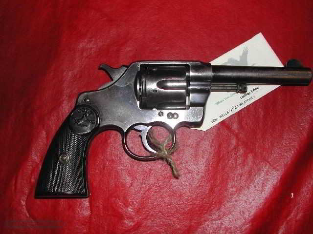 WELLS FARGO COLT MODEL 1892-1903 ***** SN 268554 ***** - 1 of 1