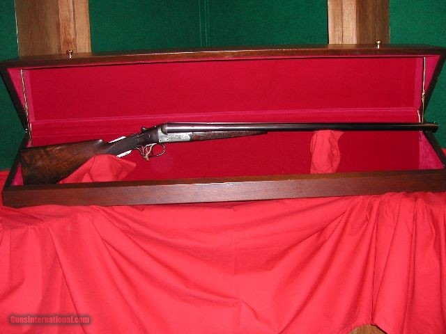 COGSWELL AND HARRISON 12 BORE SXS SPORTING GUN ***** SN 42610