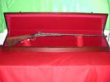 MOORE AND CO. 10 BORE SXS HAMMER SPORTING GUN NVSN ***** NVSN