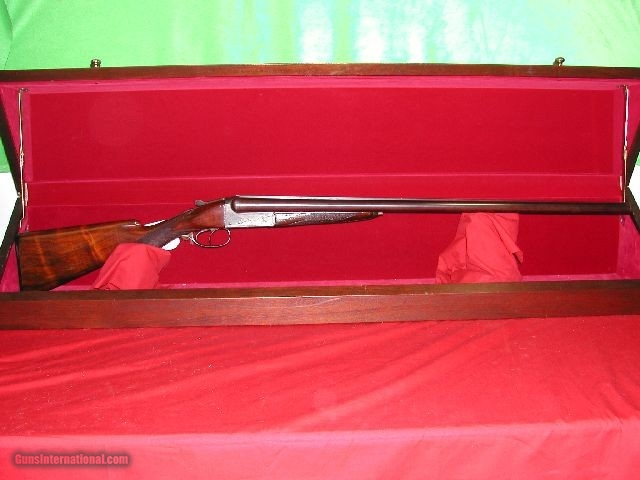 REMINGTON 12 GA MODEL 1894 BE GRADE SXS SPORTING GUN **** SN 133936