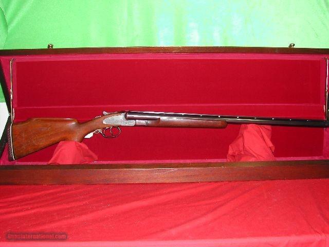 L.C. SMITH 12 GA FIELD GRADE SXS SPORTING GUN *****- 1 of 1