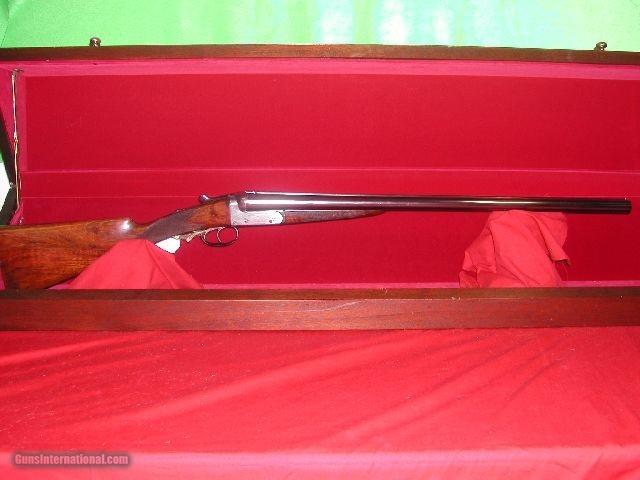 E.J. CHURCHILL 12 BORE XXV SXS SPORTING GUN SN 5273 *** - 1 of 1