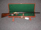 J & W TOLLEY 12 BORE SXS SPORTING GUN * CASED IN IT'S ORIGINAL TRUNK CASE W/ TOLLEY LABEL! - 1 of 1
