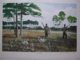 SPORTING CLASSIC AND SHOOTING ART BY CHET RENESON