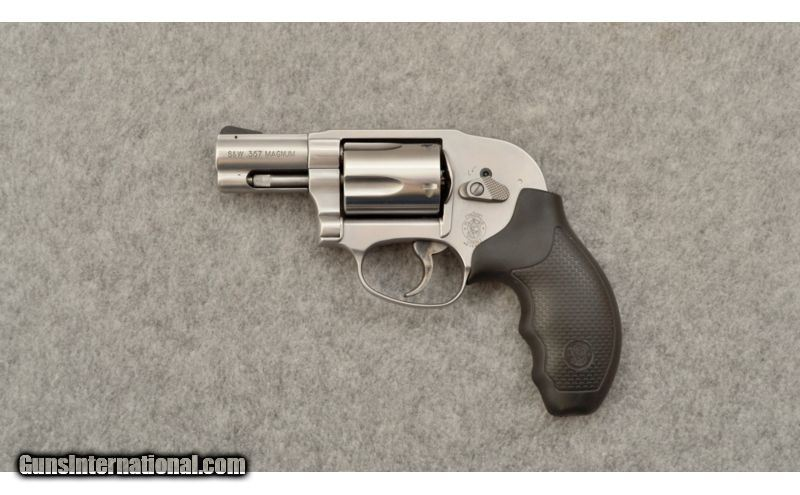 Smith & Wesson ~ 649-5 Bodyguard ~  357 Mag