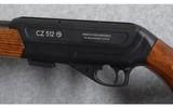 CZ-USA~512~.22 Long Rifle - 8 of 10