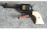 Colt ~ John Wayne SAA Standard Commemorative ~ .45 Long Colt - 2 of 5