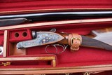 Browning-Lebeau-Courally Model BSL 12 Gauge Side By Side - 2 of 11