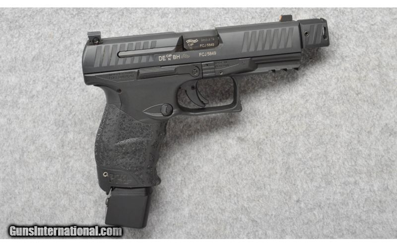 Walther ~ PPQ M2 Navy ~ 9mm Luger