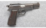 Fabrique Nationale ~ P-35 High Power ~ 9mm Luger - 1 of 4