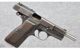 Fabrique Nationale ~ P-35 High Power ~ 9mm Luger - 4 of 4
