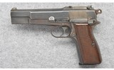 Fabrique Nationale ~ WWII High-Power ~ 9mm Luger - 2 of 6