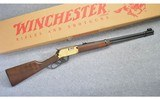 Winchester ~ Model 9422M Yellow Boy ~ 22 Magnum - 1 of 10