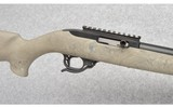 Ruger ~ Model 10/22 Tac Sol Rifle ~ 22 Long Rifle - 2 of 7