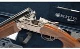 Beretta ~ Model 694 Sporting Left-Hand ~ 12 Gauge - 11 of 11