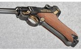 Mauser ~ 75 Year Bulgarian Commemorative Luger ~ 30 Luger - 2 of 4