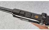Mauser ~ 75 Year Bulgarian Commemorative Luger ~ 30 Luger - 4 of 4