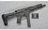 Quarter Circle 10 ~ GSF Ranger AR Pistol ~ 9 mm Luger - 1 of 5
