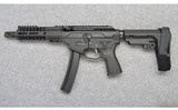 Quarter Circle 10 ~ QC5 AR Pistol ~ 9 mm Luger - 2 of 4