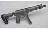 Quarter Circle 10 ~ QC5 AR Pistol ~ 9 mm Luger - 1 of 4