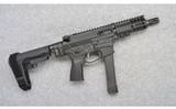 Quarter Circle 10 ~ GSF Ranger Pistol ~ 9 mm Luger