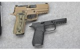 Sig Sauer ~ P320 AXG Scorpion ~ 9 mm Luger