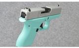 Glock ~ Model 43 Apollo Custom ~ 9 mm Luger - 3 of 4