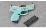 Glock ~ Model 43 Apollo Custom ~ 9 mm Luger - 1 of 4
