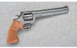 dan wessonmodel 15 revolver357 magnum