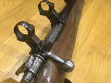 Dangerous game Custom commercial Mauser by Ed Kettner in 358 Norma Magnum - 2 of 11