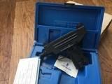 UZI 9 mm pistol pre ban unfired in original box