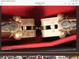 Holland & Hollandshot and regulated pair of 12 ga. Scott consecutive serial numbers original case - 12 of 15