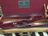Holland & Hollandshot and regulated pair of 12 ga. Scott consecutive serial numbers original case - 11 of 15