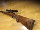 Custom Winchester mod 70 pre 64