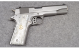 Colt Series 80 Government Model Stainless, .38 Super
