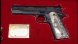 Colt Ace 1980 Olympic Commemorative, .22 LR