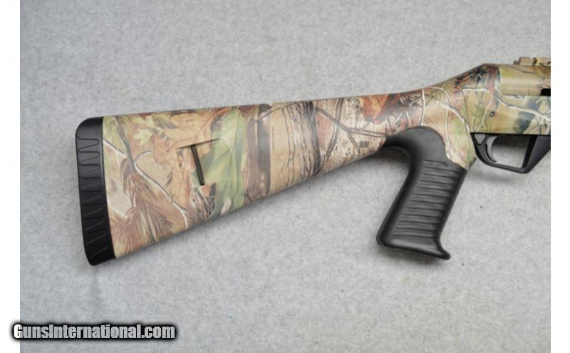Benelli ~ Super Black Eagle II Turkey ~ 12 Ga