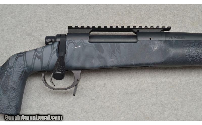 Remington ~ 700 ~ 28 Nosler for sale