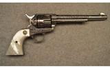 Colt ~ 1st Generation Engraved ~ .45 Colt