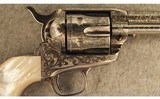 Colt ~ 1st Generation Engraved ~ .32-20 Win - 2 of 8