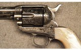 Colt ~ 1st Generation Engraved ~ .32-20 Win - 5 of 8