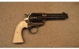 Colt ~ Bisley Engraved ~ 32 W.C.F. - 1 of 6