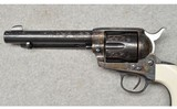 Colt ~ 1st Generation Engraved SAA ~ .45 Colt - 4 of 6