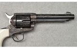 Colt ~ 1st Generation Engraved SAA ~ .45 Colt - 2 of 6