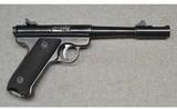 Sturm Ruger ~ Mark I ~ .22 Long Rifle