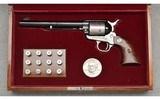 Colt ~ SAA Col. Sam Colt Sesquicentennial ~ .45 LC - 6 of 9